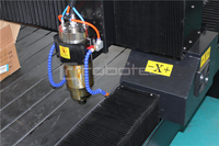 China stone router cnc 1325 cnc 3d stone engraving machine