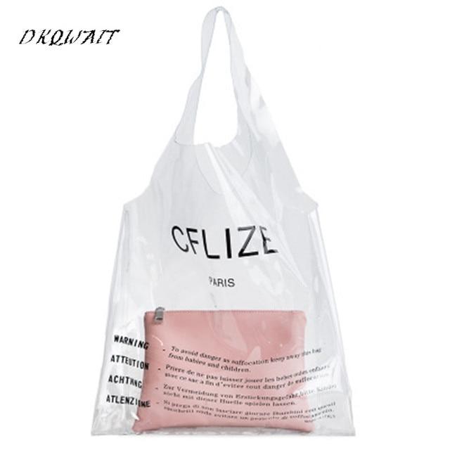 2018 Hologram Transparent Plastic Handbags For S Women Designer Bag Handbag With Jelly Small Purse Fashion