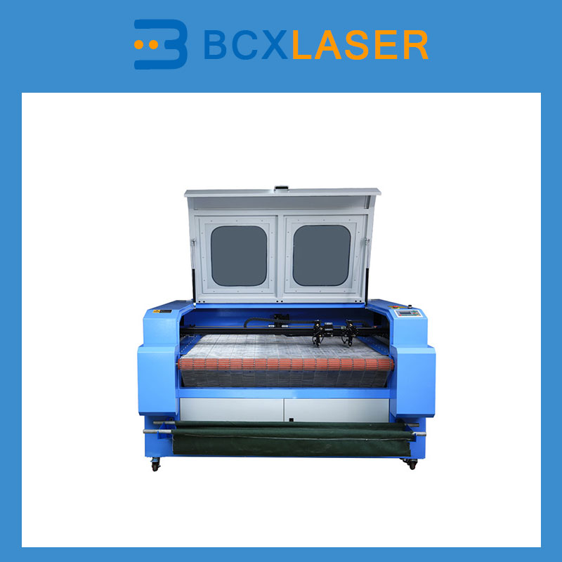PEDK 13090A Fabric Auto Feeding Laser Engraver and Cutter