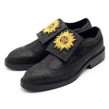 Новые башмаки Мужская обувь; zapatos hombre vestir мужская обувь кожаные erkek ayakkabi sepatu pria мужские туфли