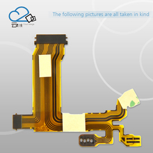 2PCS/New Lens Aperture Flex Cable For Olympus M.ZUIKO DIGITAL ED 14-42 mm 14-42mm f/3.5-5.6 EZ 37mm Caliber Repair Parts