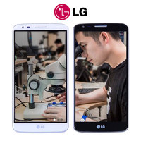 100 Tested Display For LG G2 LCD Touch Screen With Frame Digitizer Assembly LCD For LG