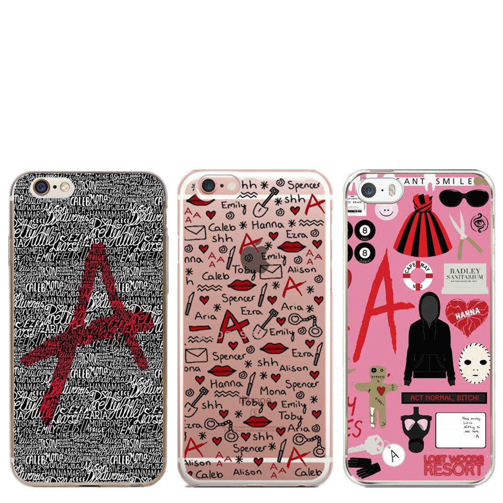 Pretty Little Liars Iphone Case