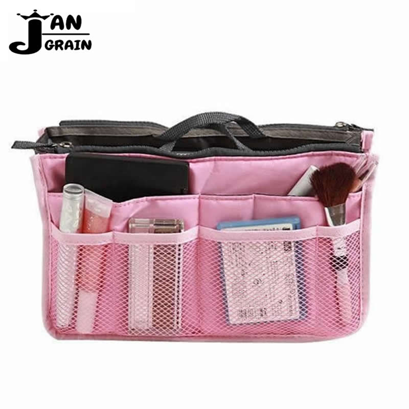Women Men Travel Hanging  Cosmetic Bag Zipper Make Up Bags High Capacity Makeup Case Handbag Organizer Storage Kit Beauty Wash high quality authentic famous polo golf double clothing bag men travel golf shoes bag custom handbag large capacity45 26 34 cm