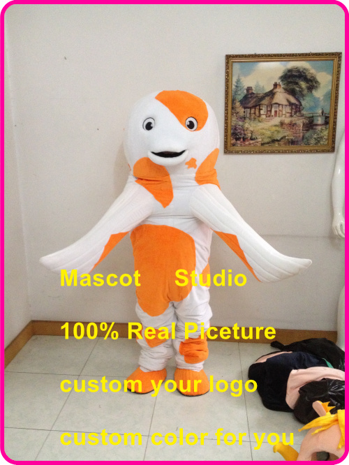Novelty & Special Use Humorous Koi Fish Mascot Brocarded Carp Costume Custom Fancy Costume Anime Cosplay Mascotte Theme Fancy Dress Carnival Costume40072 In Pain Costumes & Accessories