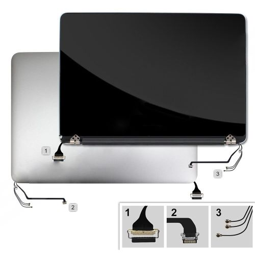 Atacado Original Laptop LCD A1502 Montagem 13