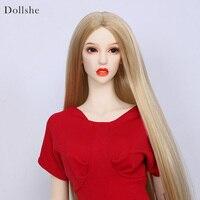 BJD куклы 1/3 Dollshe craft DS Amanda Красота 26F классический высокое качество Fullset вариант Игрушки для девочек День рождения Рождество best подарки