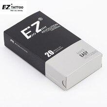 EZ New Revolution Needle Cartridge #08 Bugpin 7.0 mm Super Tight L- Taper Round Liner 20PCS/Box