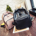 Sólidos Mini bolsa de Ombro Meninas Sacos de Viagem Mochilas Daypacks Macio Estilo Preppy Mochila Mochilas Escolares Sacos Mochila de Volta À Prova D' Água