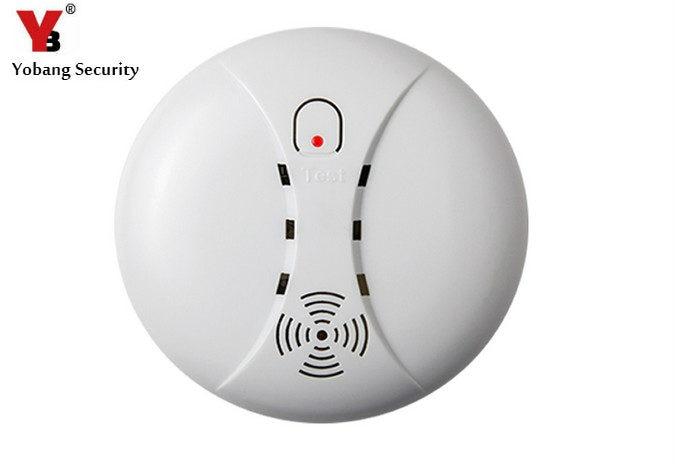 Sicherheit & Schutz Rauchmelder Schneidig Yobangsecurity Batteriebetriebene 433 Mhz Drahtlose Rauchmelder Detektor Alarm Für Alarm System