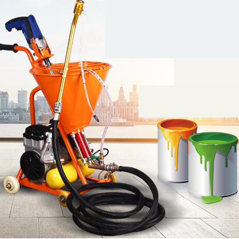 Electronic High Pressure Spraying Machine Grouting Machine Waterproof Mending Leak