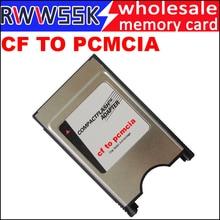 CF карта на PCMCIA 68 Pin компактный ридер со вспышкой адаптер для ноутбука Mercedes-Benz GLK/SLK/CLS/E/C класс