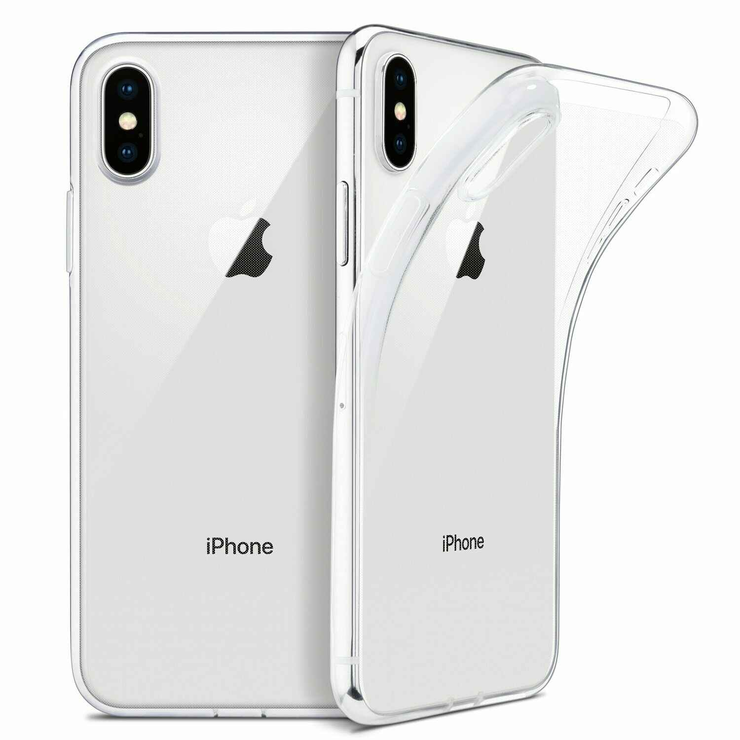 Transparant Clear Soft Silicone Case Voor iphone 11 PRO MAX 7 7 plus 5 5s 5se 6 6s Case cover Back Cover Voor iphone x xs max xr