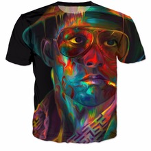 Fear And Loathing In Las Vegas T-Shirt Women Men Tshirt Graphic tees Outfits Trippy t shirt Summer Outfits Fashion Harajuku tops