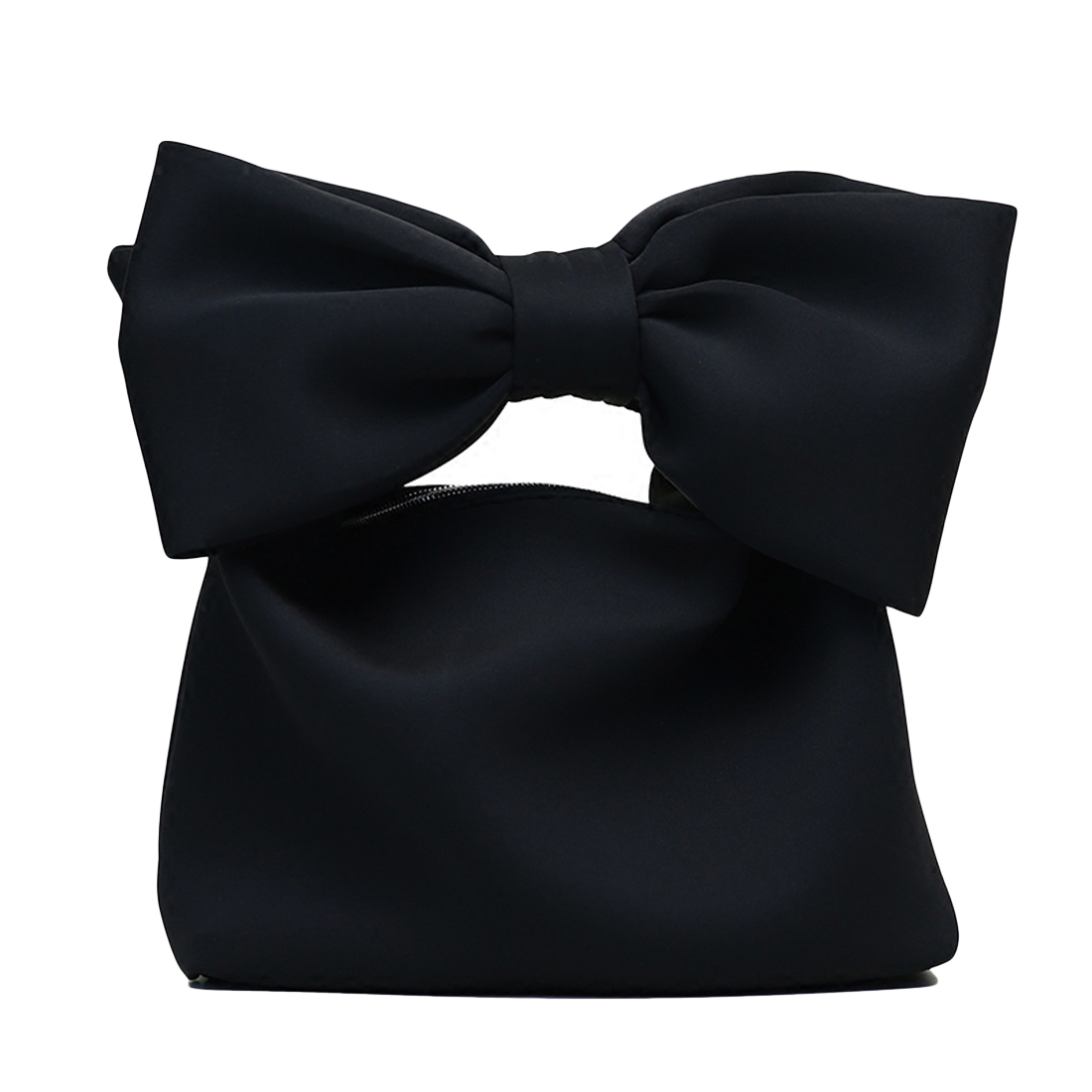 Ladies Bags Designer Women Bow Clutch 7-Color Bow-Tie Day Mujer Cute
