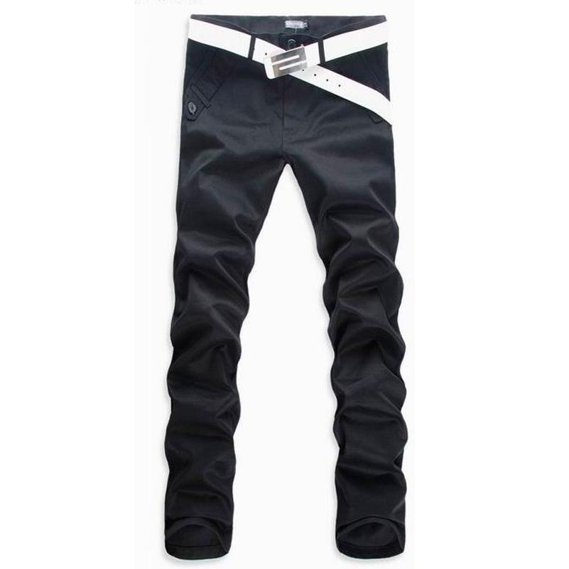 Free Shipping Men's Korean style casual pants cotton pants men ...