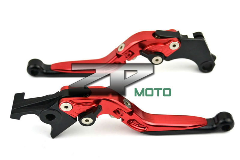 Adjustable Folding Extendable Brake Clutch Levers For Buell 1125R 1125CR XB12R XB12Ss XB12Scg X1 Lightning 8 Colors billet extendable folding brake clutch levers for buell m2 cyclone 1200 s1 x1 lightning xb 12 12r 12scg 12ss 97 98 99 00 01 02