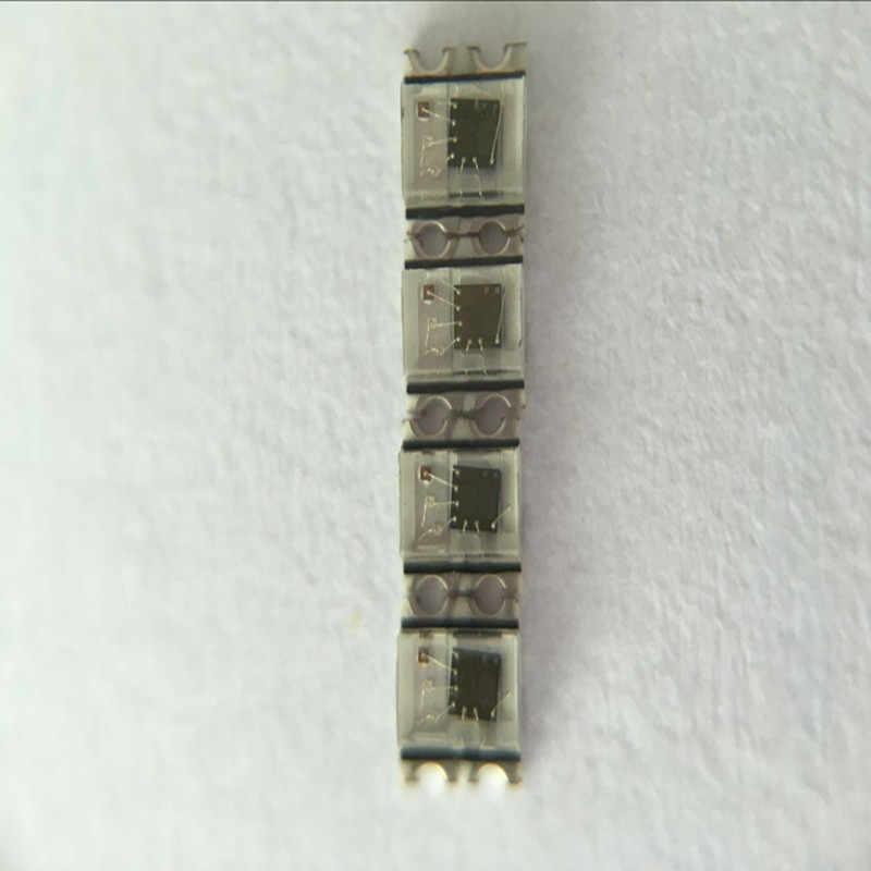 100Pcs WS2812 2020 (4 Pins) 2020 Mini SMD LED Chip Whitepcb Addressable Digital RGB Full Color LED Chip 5V untuk Strip LED Layar