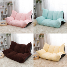 Louis Fashion Sofas Lazy Tatami Single Double Room Japanese Style Folding Bed Bedroom Lunch Break Window Chair