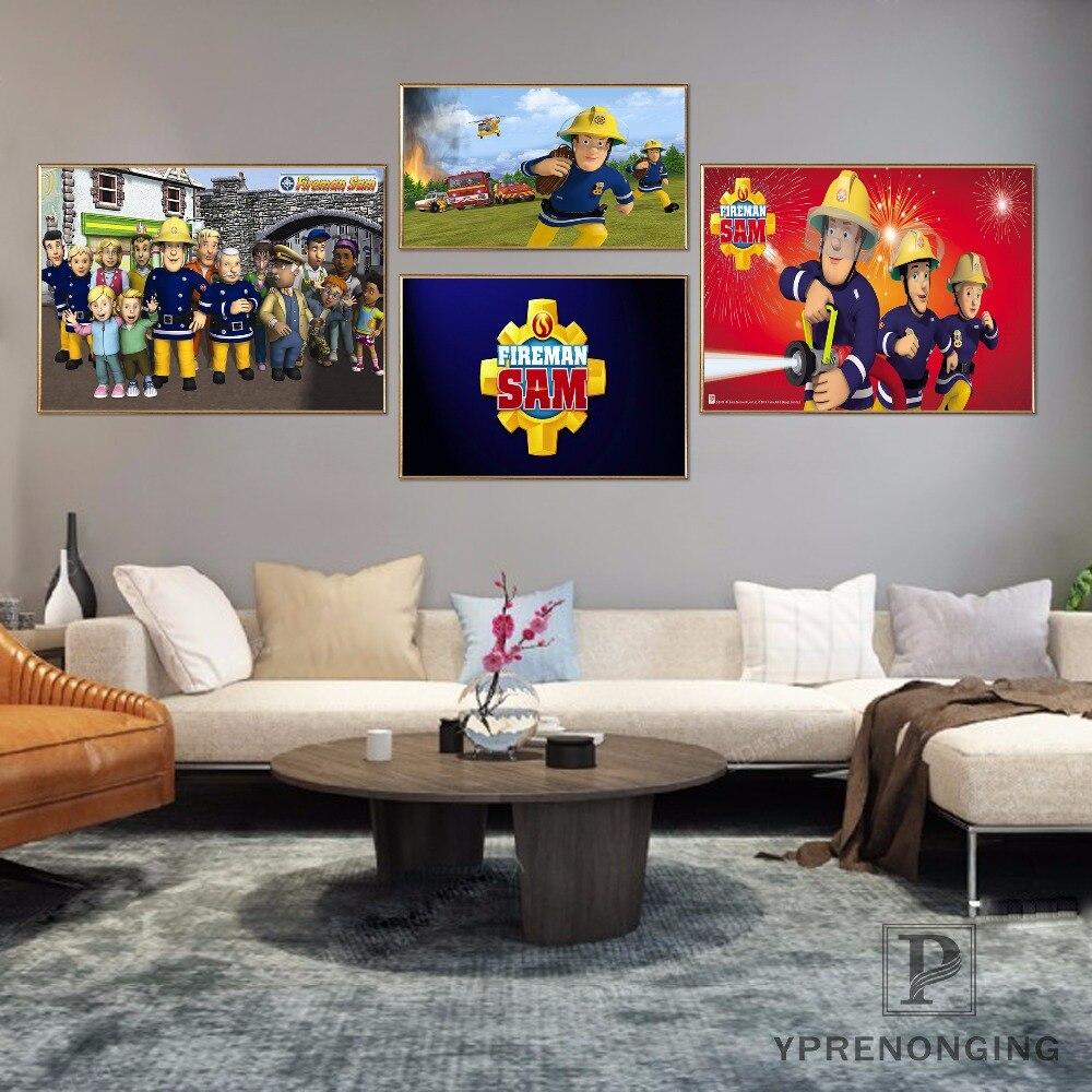 Custom Personalized Silk Poster Gorillaz Wall Decor