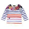 Catimini Camiseta de los niños de manga larga T Francés 2014 nuevo estilo de la marca tee vetement enfant