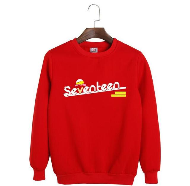 Cute Seventeen Sweatshirt (4 types)