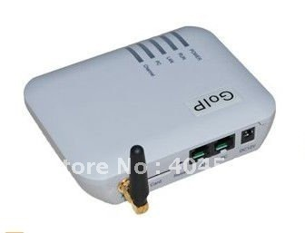 1 Port quad-band GSM VOIP Gateway / GoIP realize cheapest call cost