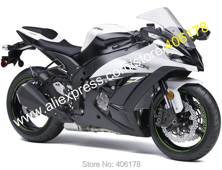 Hot Sales,For Kawasaki Ninja ZX-10R 11-15 ZX 10R ZX10R 2011 2012 2013 2014 2015 ZX 10R Aftermarket Fairings (Injection molding) kemimoto radiator guard cover grille protector for kawasaki ninja zx 10r zx 10r 2008 2009 2010 2011 2012 2013 2014 zx10r