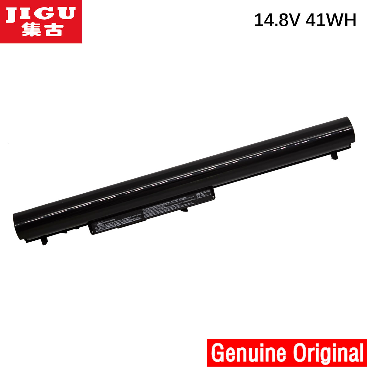 все цены на  JIGU OA04 740715-001 HSTNN-LB5S Original laptop Battery For HP COMPAQ CQ14 CQ15 240 246 250 256 G2 G3  онлайн