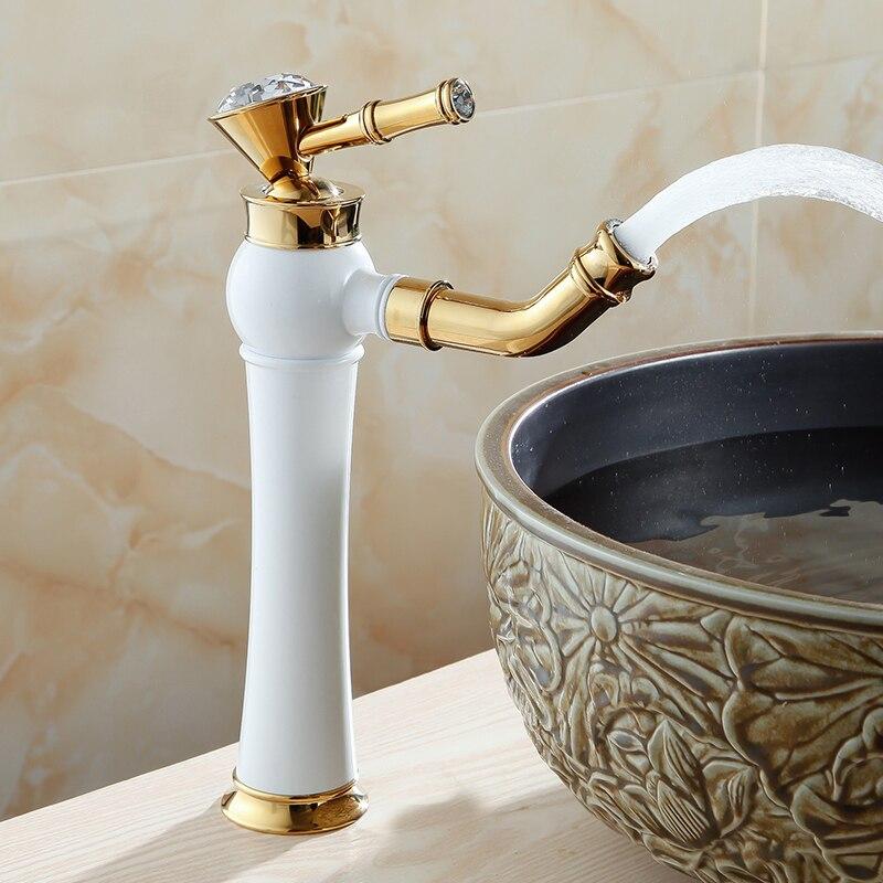 Bathroom Faucets Gold Waterson Widespread Bathroom Faucet With Cross Handles Bathroom Bakala
