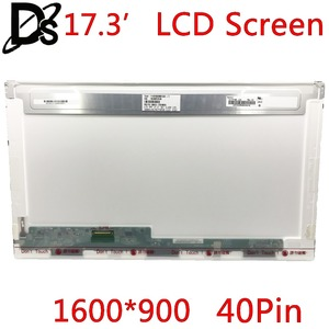 KEFU N173FGE-L23 LP173WD1 TLA1 B173RW01 V.3 LTN173KT01 LTN173KT02 Para 17.3 LCD Tela Do Laptop LEVOU 1600*900 40pin 100% original