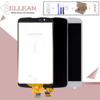 Catteny For LG K10 lcd K430 K430DS K420N K410 K410TV Lcd Display With Touch Screen Digitizer Assembly Without IC Free Shipping