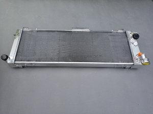 Image 3 - 3 Rows Aluminum Radiator & 3* FAN 1991 2001 For JEEP Cherokee XJ 4.0 242 CID L6 91 92 93 94 95 96 97 98 99 00 01 Low Price