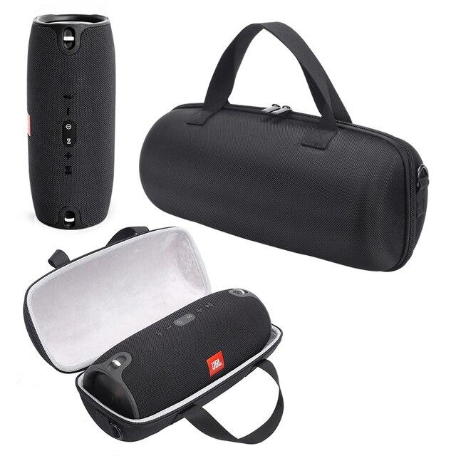 2019 lo más nuevo de viaje EVA PU bolsa de almacenamiento funda protectora bolsa caja para JBL Xtreme Altavoz Bluetooth inalámbrico portátil