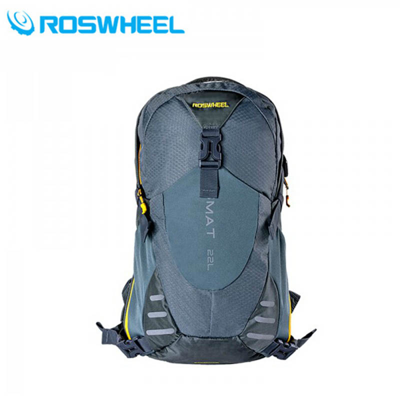 ROSWHEEL 22L Ultralight Cycling Mountain Bike Bag Hydration Pack Water Backpack Reflective Bicycle Bike/Hiking Climbing Pouch велосипед stels navigator 305 lady 2017
