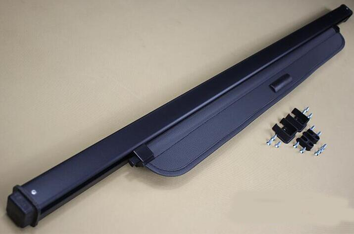 Автомобиль задний багажник щит безопасности Грузовой Обложка для KIA Soul Высокое качество авто аксессуары