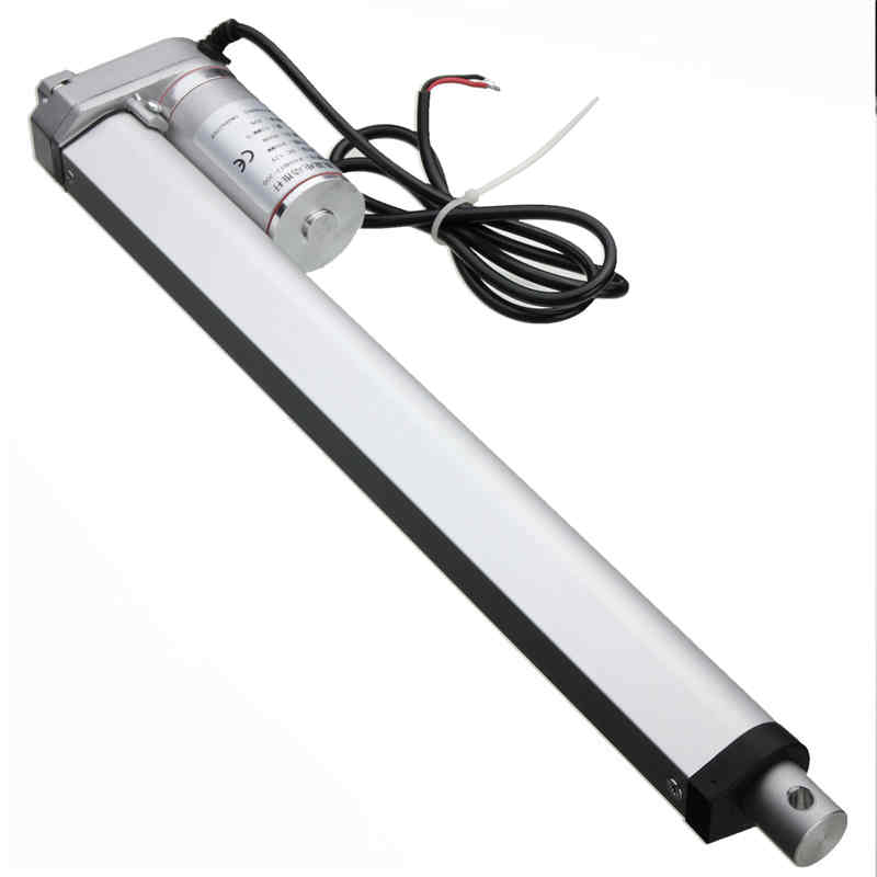 MTGATHER DC12V 16 INCH 900N 400mm Linear Actuator Motor Stroke Heavy   Linear Guides Reliable performance new