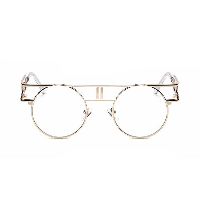 Victorylip Classic Men Vintage Gothic Solbriller Belegg Speil - Klær tilbehør - Bilde 2
