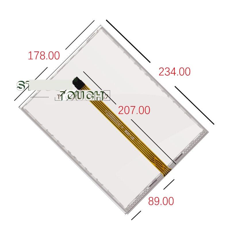 все цены на  178*234 10.4 inch touch screen ELO SCN-AT-FLT10.4-Z03-0H1-R AMT2507 2527  онлайн
