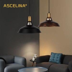 Image 4 - 빈티지 산업 펜 던 트 조명 led 램프 로프트 레스토랑/카페/바/홈 특별 한 크리 에이 티브 램프 체인 펜 던 트 램프 조명
