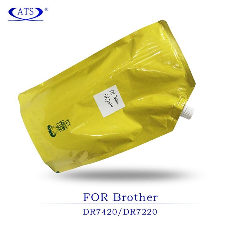 Copier Spare Parts 1PCS 1KG Toner Powder for Brother DR 7420 7220 compatible DR7420 DR7220 DR-7420 DR-7720