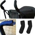 2016 cochecito de accesorios de protección de los paraguas apoyabrazos coche de bebé organizador pasamanos establece prevenir grietas