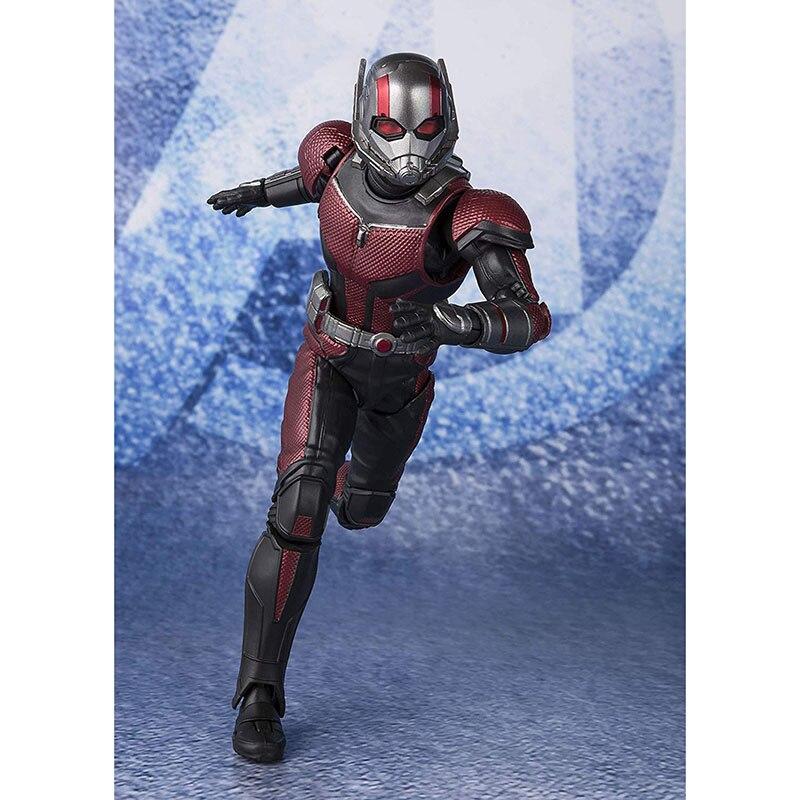 Avengers 4 Endgame SHFiguarts Ant Man Infinity War Action Figure Model Toy Doll Christmas Gift (8)