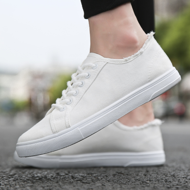 MFU22  Good quality small white shoes breathable casual mens shoes 2019 summer student shoes JIANLMFU22  Good quality small white shoes breathable casual mens shoes 2019 summer student shoes JIANL