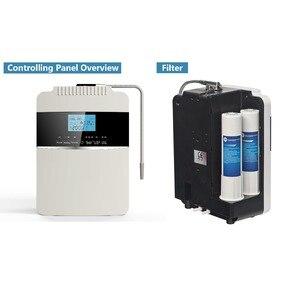 Image 4 - Hight 품질 12000L 물 Ionizer 정수기 기계 생성기 ORP 850 알칼리성 산성 물 인스턴트 난방 필터를 PH2.5 11.2