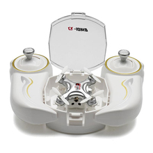 Upslon CX 10WD CX10WD Mini Pocket Drone Wifi FPV With High Hold Mode Camera 2 4G