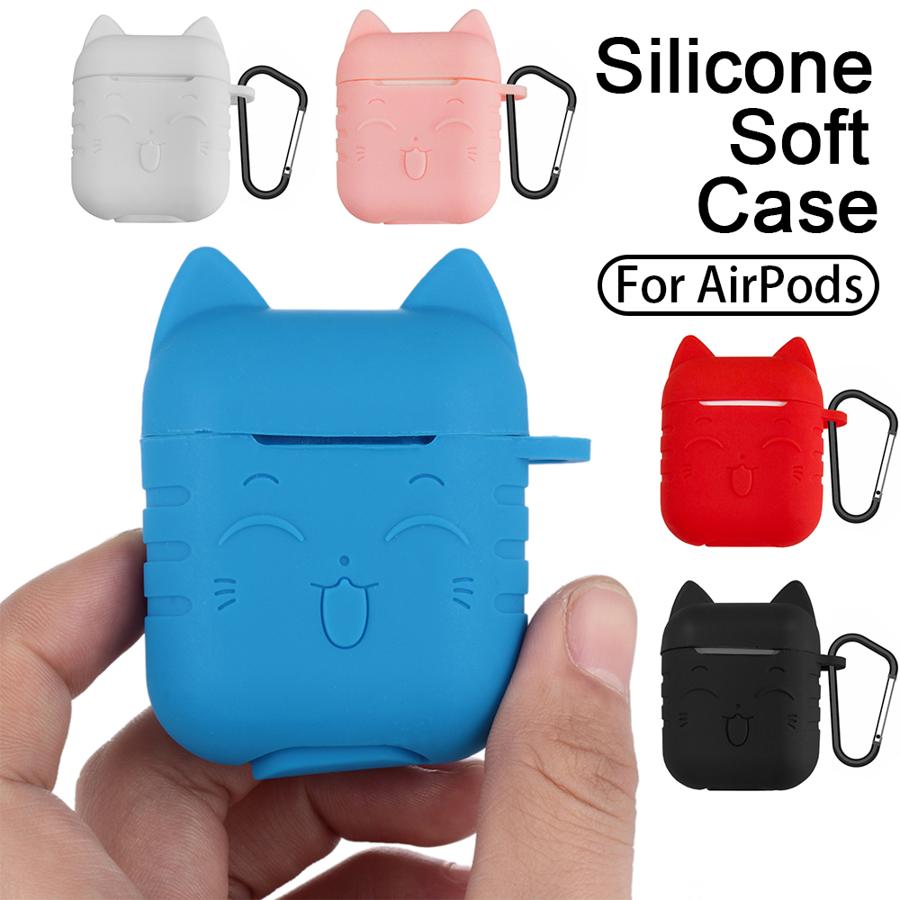 camouflage Soft Silicone Case For Apple Airpods / <font><b>i9S</b></font>/i10/i10s/i10 max/i11/i12/i13 <font><b>Tws</b></font> Shockproof Cover <font><b>Air</b></font> <font><b>Pods</b></font> Earphone Cases image