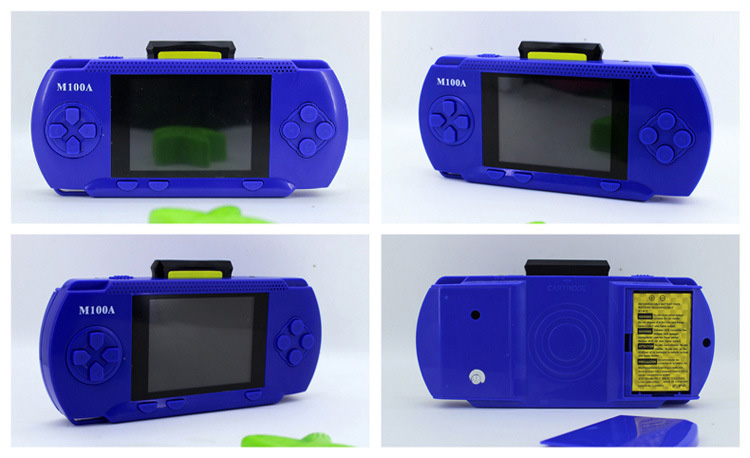 Handheld Children Student GamePad Player 4.3 inch Colorful Display Game Console 5