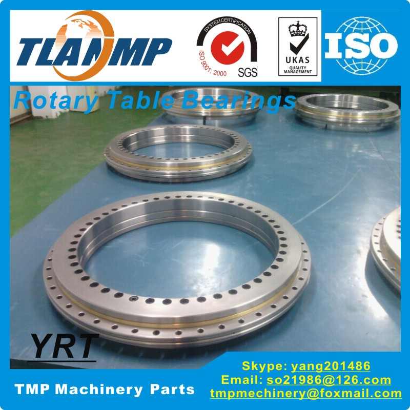 Yrt50 Rotary Table Bearings 50x126x30mm Turntable Axial