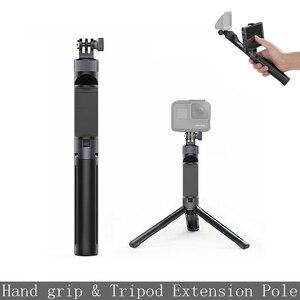 Для PGYTECH Osmo Ручной Карманный штатив держатель для телефона для Gopro Hero 6 5 4/DJI Osmo аксессуары для экшн-камеры
